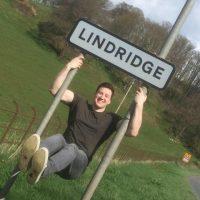 Blue village - Sam Lindridge